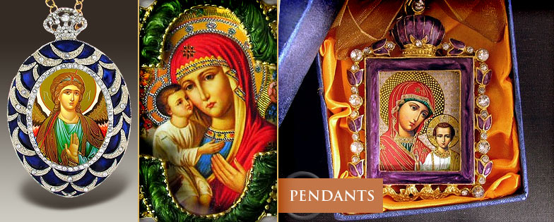 orthodox christian room car and christmas tree decorations icons - Greek Christmas Decorations